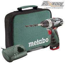Metabo Akkuschrauber Powermaxx BS Basic +1Akku 10,8V 2,0Ah +Tragetasche BS12 NEU