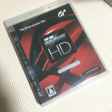 Gran Turismo HD Install Disc for Sony Playstation 3 PS3 NOT FOR SALE