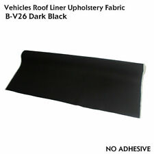 Replacing Headliner Fabric Foam Backed 85