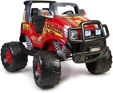Feber- Monster Truck Challenger Veicolo Elettrico