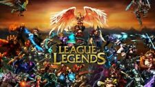 League of Legends Account Lol Smurf Lvl 50+ Diamond 4 57% Winrate