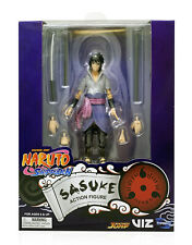 Toynami Naruto Shippuden 4-Inch Poseable Figure Series 2 Sasuke Figure In Stock