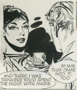 Neville Colvin, Modesty Blaise #5061-5062, Lady Killers, NO RESERVE!