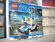 "LEGO CITY   ""SPACE UTILITY VEHICLE""  # 30315   NEW POLYBAG"