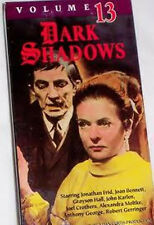 DARK SHADOWS VOLUME 13 VHS EXCELLENT CONDITION BUY 3 DARK SHADOWS VHS GET 1 FREE