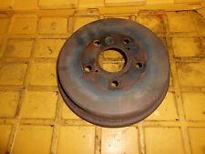 02-06 2002-2006 TOYOTA CAMRY 4CYL REAR RIGHT OR LEFT BRAKE ROTOR 2#O-31