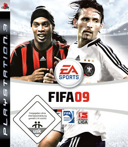 FIFA 09 PS3 Playstation 3