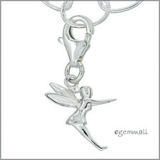 Sterling Silver Little Angel Clip On Charm #94112