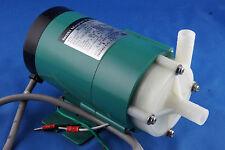 Magnet Recirculate Pump Md 15r Iwaki See Description For International Shipment