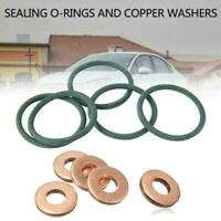 Discovery 2 Defender TD5 Injector Sealing Washer Kit & O-Ring Y6F8