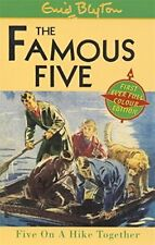 (EX-LIBRARY) Five On A Hike Together: Book 10 (Famous Five) Blyton, Enid 0340765