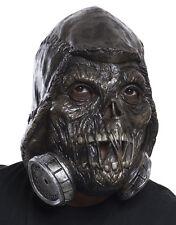 Espantapájaros Máscara, Para Hombre Disfraz Máscara De Batman Arkham 3/4