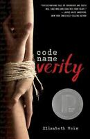 Code Name Verity (Edgar Allen Poe Awards. Best Young Adult (Awards)) by Wein, E