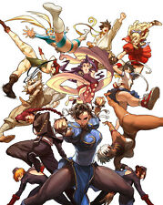 Udon - Street Fighter Tribute TP - The Art of Street Fighter