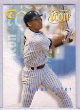 1997 Circa Icons #4 Derek Jeter