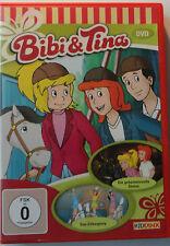 Bibi und Tina DVD: Das Zirkuspony / Die geheimnisvolle Statue (2008) ca. 55 Min