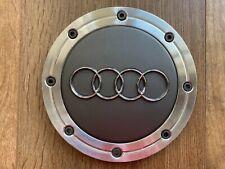 56-58mm 147mm RACCORDO POSTERIORE 1 x Audi lega ruota centro CAP 9 +12 ha parlato RS4s
