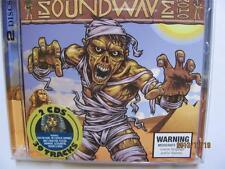 Soundwave 2010  CD ANTHRAX / TRIVIUM / PLACEBO ETC mint