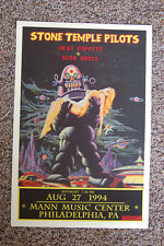 Stone Temple Pilots Concert Tour Poster 1994 Mann Music Center Philadelphia