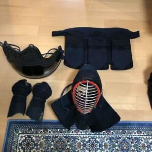 Kendo Uniform Do Bogu Set Japanese Martial Arts Armor L Size