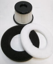 Ariete kit filtri HEPA scopa aspirapolvere 2763 2767 Cordless Cyclonic 22V