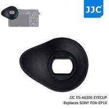 JJC Rotate 360° Oval Soft Eyecup for Sony A6300  A6000 NEX-6 NEX-7 as FDA-EP10
