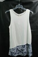 New Womens Charming Charlie Sleeveless Top Size Large