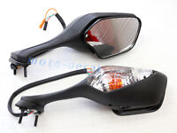 Rearview Mirrors Turn Signals Light For CBR1000RR 2008-2013 VFR1200 2010-2012