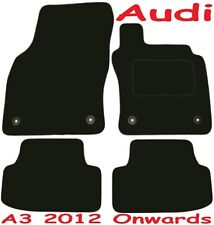 Audi A3 & S3 Tailored Deluxe Quality Car Mats 2012 Onwards Hatchback 3dr 5dr