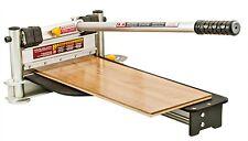 Laminate Floor Cutter Vinyl Flooring Handle 9 Inch Long Angle Gauge Dust Free