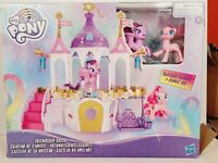 My Little Pony Friendship Castle Twilight Sparkle Pinkie Pie (New-READ DESC) MLP