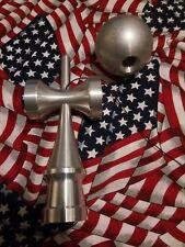 Kendama Aluminum Full Sized USA made. Free shipping.