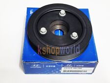 Genuine Damper Pulley 231234A700 23123 4A700 for  PORTER II 2006, H1 Bongo3