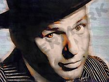 FRANK SINATRA RAT PACK ART PRINT POSTER OIL PAINTING LLFF0047