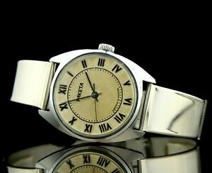 RAKETA Rocket 2609.HA Vintage Russian Mechanical Wristwatch SERVICED CCCP USSR ☭