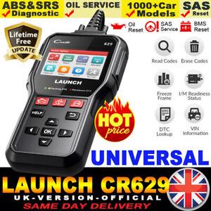 AUTEL ABS Airbag OIL Service Reset Tool EOBD2 Car Code Reader Scanner Diagnostic