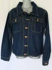 Levi's Modern Vintage 100% Cotton Ladies Womens LS Denim Jacket Size L