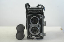 Rolleiflex 3.5 MX-Automat ( K4A ) Xenar with Cap TLR  6x6 Film Camera
