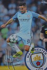 ILKAY GÜNDOGAN - A3 Poster (ca. 42 x 28 cm) - Fußball Clippings Fan Sammlung NEU