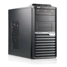 ACER Veriton PC i5 QuadCore 3,2GHz RAM 8GB SSD 256GB Win10 24M