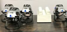 Stryker T5 400 610 Personal Protection System W Charger 4 Helmets Amp 4 Batteries