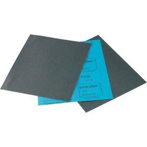 Smirdex Wet & Dry Sanding Sheets Premium - Packs of 50
