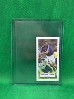 FRANCE - JUVENTUS - ZINEDINE ZIDANE - Score UK football trade card  Mint