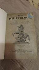 Hippisme- Traité d'Hippologie- Jacoulet-Chomel 1925 TBE