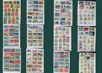 Used But Great Stamp Collection From United States. All Different, Free Shipping
