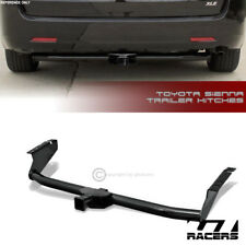 """CLASS 3 TRAILER HITCH RECEIVER REAR BUMPER TOWING 2"""" FOR 2004-2018 TOYOTA SIENNA"""