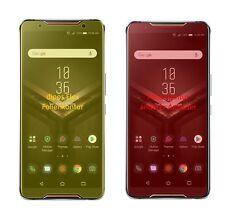2x Schutzfolie für Asus ROG Phone inkl. Rundung Flex Folie dipos Display Schutz