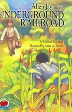Allen Jay and the Underground Railroad (On My Own History)-ExLibrary