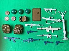 GI Joe 1984 Battle Gear Accessory Pack #2 vintage weapons ARAH YOU PICK G.I. Joe