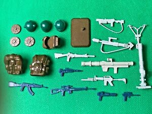 GI Joe Weapon Blue Backpack Sheath Original Accessory
